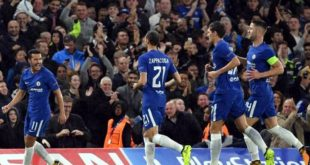 Chelsea vs Everton Skor 2-1